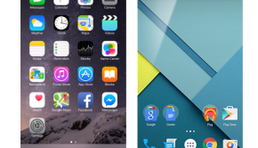 android:ios8