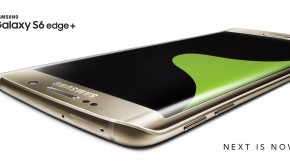 2. Galaxy S6 edge+_Gold Platinum_OOH