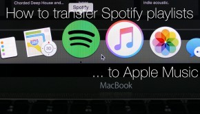 Transfer Spotify Playlists to Apple Music